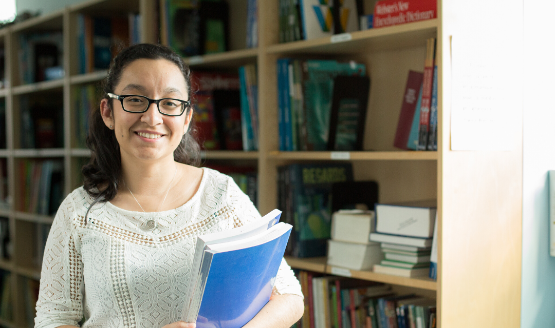 Du tutorat au mentorat : la persévérance de Daniela