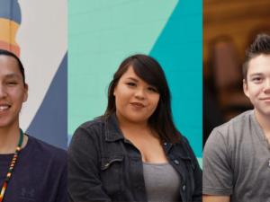 Création d'un sentiment d'appartenance : Trois diplômés autochtones parlent de leur expérience auprès de Passeport