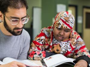 Un don d'exception : une bénévole de Passeport raconte le partage de sa passion pour les mathématiques et les sciences.